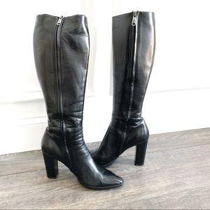 Jil Sander Knee High Boots